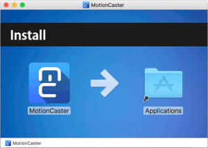 MotionCaster Mac Installation Guide